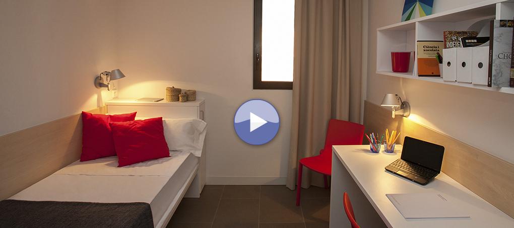 Residencia de estudiantes en barcelona for Hospedaje para universitarios
